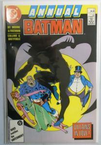 Batman Annual #11, 8.0/VF (1987)