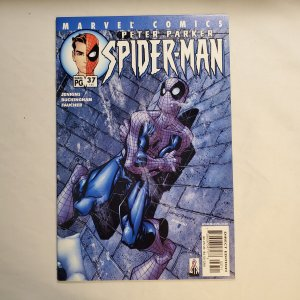 Peter Parker Spider-Man 37 Near Mint  Cover by Humberto Ramos