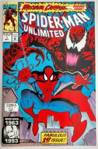 Spider-Man Unlimited #1, 1st App of Shriek