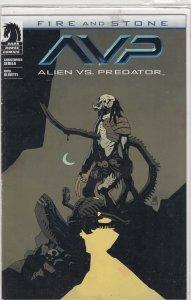 Alien vs. Predator: Fire and Stone #1 (2014)