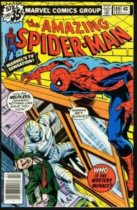 AMAZING SPIDER-MAN #189-1978-COOL-MARVEL-SPIDEY! VF