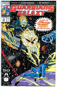 GUARDIANS of the GALAXY #13 14, NM, 1st future Ghost Rider, 1990, more in store