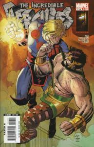 Incredible Hercules #116 VF/NM; Marvel   save on shipping - details inside
