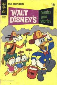 Walt Disney's Comics and Stories #337, Fine- (Stock photo)