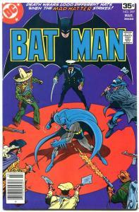 Batman #297 1978-Bronze Age-DC comics-  Mad Hatter NM-