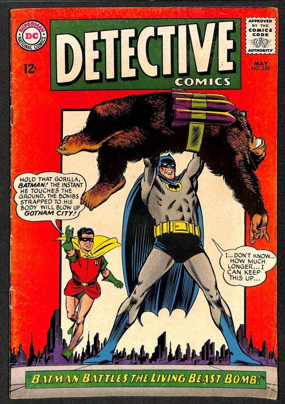 Detective Comics #339 (1965)