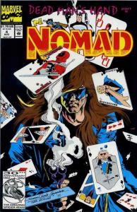 Nomad #4 VF/NM; Marvel | save on shipping - details inside