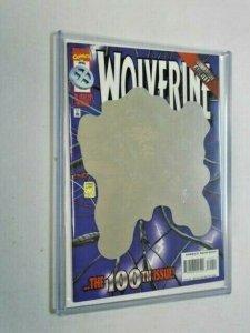 Wolverine #100 8.5 VF+ (1996)