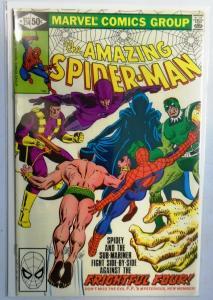 Amazing Spider-Man (1st Series) #214, Direct Edition 7.0 (1981)