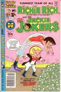 RICHIE RICH & JACKIE JOKERS (1973-1982) 44 VF-NM COMICS BOOK