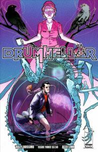 Drumhellar #3 VF/NM; Image | save on shipping - details inside