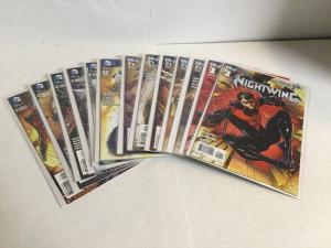 Nightwing 1-12 Lot Set Run Nm Near Mint New 52