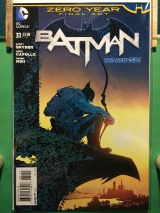 Batman #31 The New 52
