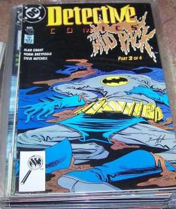 DETECTIVE COMICS  # 605 BATMAN DC COPPER AGE 1989 DC