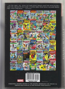 Amazing Spider-Man Omnibus #1 HC VF/NM marvel comics 2nd edition 1st print 1-38