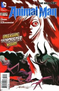 Animal Man (2nd Series) #27 VF/NM; DC | save on shipping - details inside