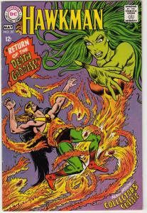 Hawkman #25 (May-68) NM- High-Grade Hawkman