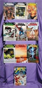 Tom King HEROES IN CRISIS #1 - 9 Clay Mann Plus Flash Annual #2 (DC, 2019)!
