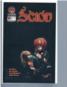 Scion #14 (2001) NM