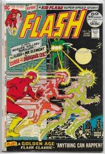 Flash   vol. 1   #216 GD Kid Flash
