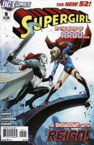 Supergirl (5th Series) #5 FN; DC | save on shipping - details inside