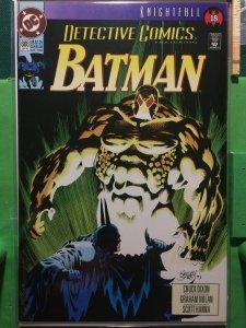 Detective Comics #666 Knightfall