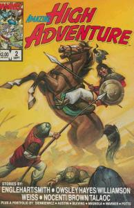Amazing High Adventure #2 FN; Marvel | save on shipping - details inside