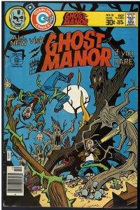 Ghost Manor #31 (Charlton, 1976)