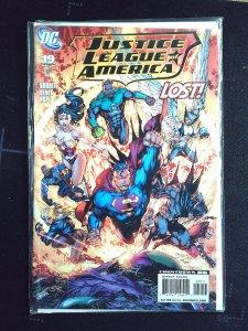 Justice League of America #19 (2008)