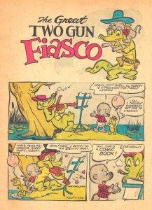 POGO POSSUM #1 (Oct 1949) 6.0 FN  52 Pages of Pure Walt Kelly Genius!!