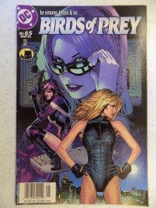 Birds of Prey #65 (2004)
