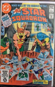 All-Star Squadron #1 (1981)