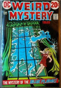 Weird Mystery Tales 3 DC Comics Jack Kirby