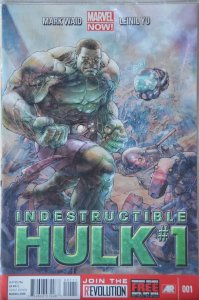 Indestructible Hulk #1 (2013)