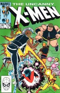 Uncanny X-Men (1981 series) #178, VF+ (Stock photo)