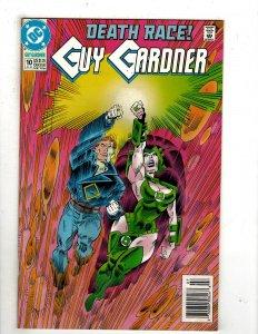 Guy Gardner #10 (1993) YY8