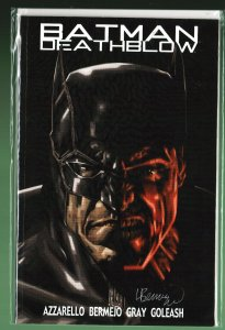 Batman/Deathblow: After the Fire #3 (2003) SIGNED with CERTIFICATE