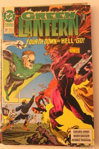 Green Lantern 37 NM
