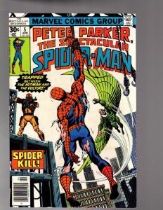PETER PARKER 5 VERY FINE MINUS April 1977