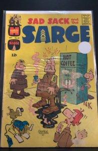 Sad Sack and the Sarge #64