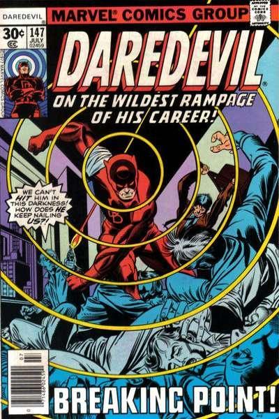 Collectibles Daredevil-1964 #94 Vf 7.5