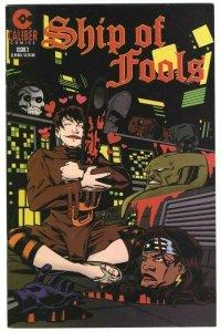Ship of Fools #2 - Caliber - 1996