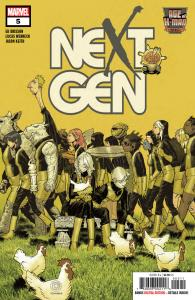 Age Of X-Man Nextgen #5 (Marvel, 2019) NM