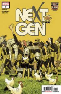 Age Of X-Man Nextgen #5 (Marvel, 2019) NM