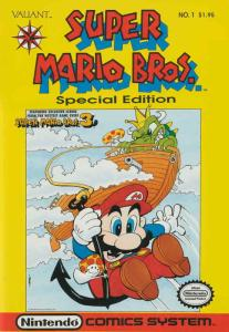 Super Mario Bros. (1st Series) Special #1 VF; Valiant | save on shipping - detai