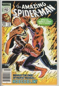 Amazing Spider-Man #250 (Mar-84) NM- High-Grade Spider-Man