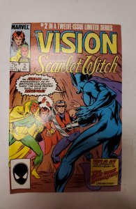The Vision and the Scarlet Witch #2 (1985) NM Marvel Comic Book J667