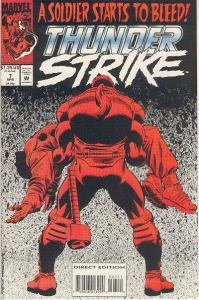 Thunderstrike (1993 series) #7, NM (Stock photo)
