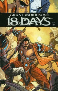 18 Days (2nd Series) #10 VF/NM; Graphic India   save on shipping - details insid