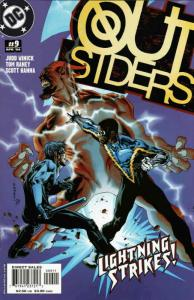 Outsiders (3rd Series) #9 VF/NM; DC   save on shipping - details inside